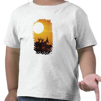 Africa, Kenya, Masai Mara Game Reserve, Topi T Shirts