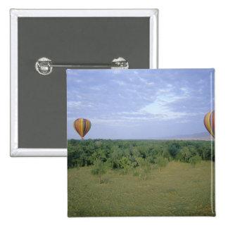 Africa, Kenya, Masai Mara National Preserve, 2 Pinback Button