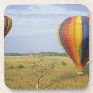 Africa, Kenya, Masai Mara National Preserve, Beverage Coaster