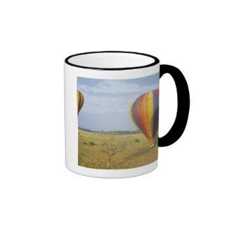 Africa, Kenya, Masai Mara National Preserve, Ringer Coffee Mug