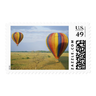 Africa Kenya Masai Mara National Preserve Postage Stamps