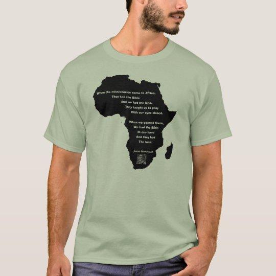 Africa Kenyatta T-Shirt