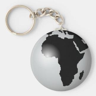África Llavero Personalizado
