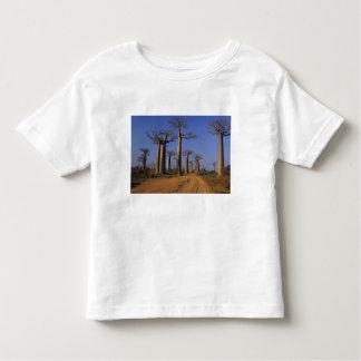 Africa, Madagascar, Morondava, Baobab Avenue. Toddler T-shirt