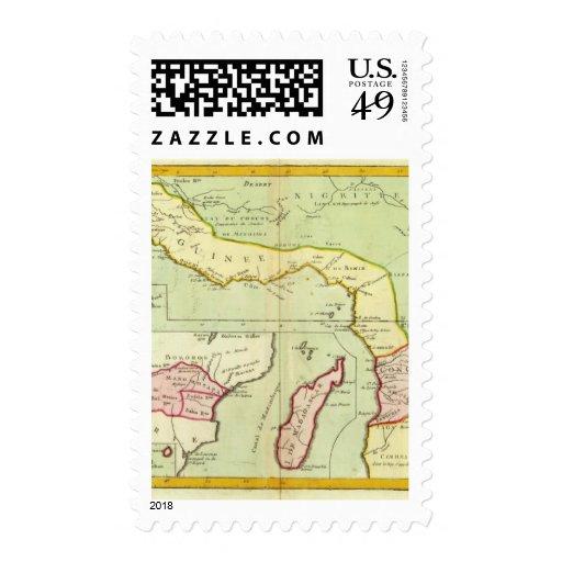 Africa, Madagascar Postage Stamp