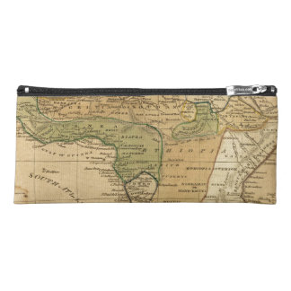 Africa  Map by Worcester Pencil Case