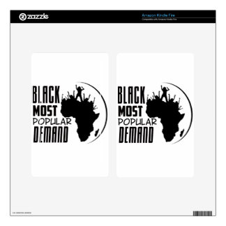 Africa map design skins for kindle fire