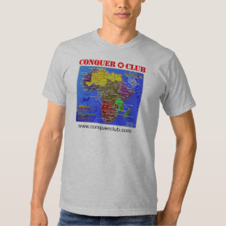 Africa Map Shirts