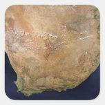 África meridional colcomanias cuadradas