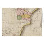África meridional tarjeta de felicitación