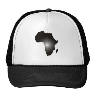 Africa Mesh Hats
