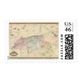 Africa Morocco Stamp