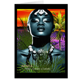 Africa Mother of Western Civilization Card