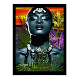 Africa Mother of Western Civilization Poster