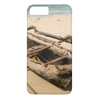 Africa, Mozambique, Mogundula Island iPhone 8 Plus/7 Plus Case