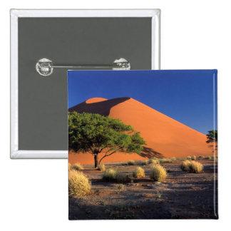 Africa, Namibia, Namib-Naukluff Park, Sossosvlei Pinback Button