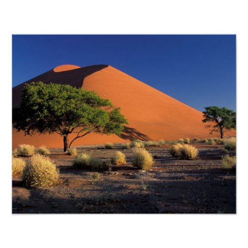 Africa, Namibia, Namib-Naukluff Park, Sossosvlei Posters