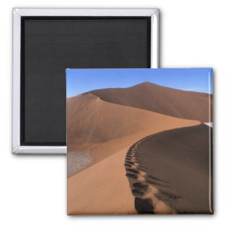Africa, Namibia, Namib Naukluft National Park, 2 2 Inch Square Magnet