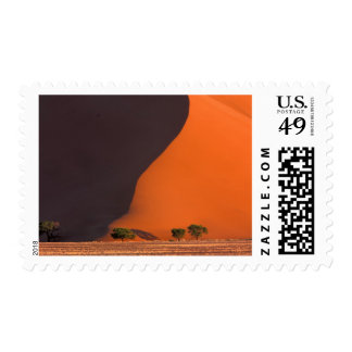 Africa, Namibia. Namib-Naukluft Park. Sossusvlei Postage