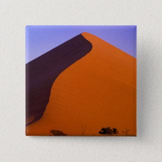 Africa, Namibia, Namib NP, Sossusvlei, Sand Pinback Button
