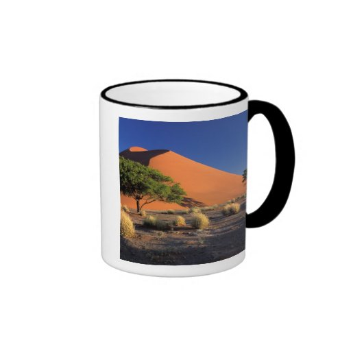 África, Namibia, parque de Namib-Naukluff, Sossosv Tazas De Café