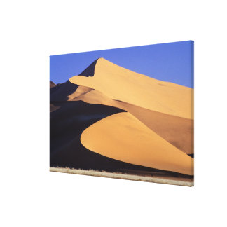 Africa, Namibia, Sesriem and Sossusvlei Namib Canvas Print