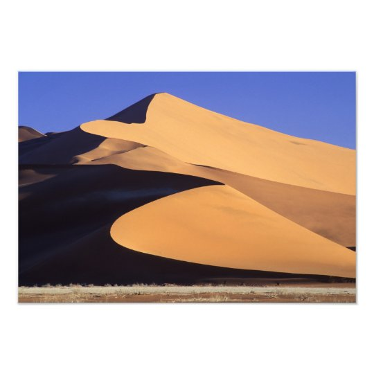 Africa, Namibia, Sesriem and Sossusvlei Namib Photo Print