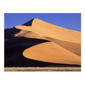 Africa, Namibia, Sesriem and Sossusvlei Namib Postcard