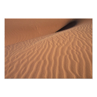 Africa, Namibia, Sossusvlei Region. Sand dunes Photo Art