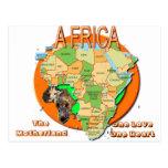 ÁFRICA NUEVA, África, la patria, un amor… Tarjetas Postales
