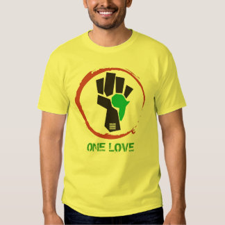 Africa One Love T Shirt