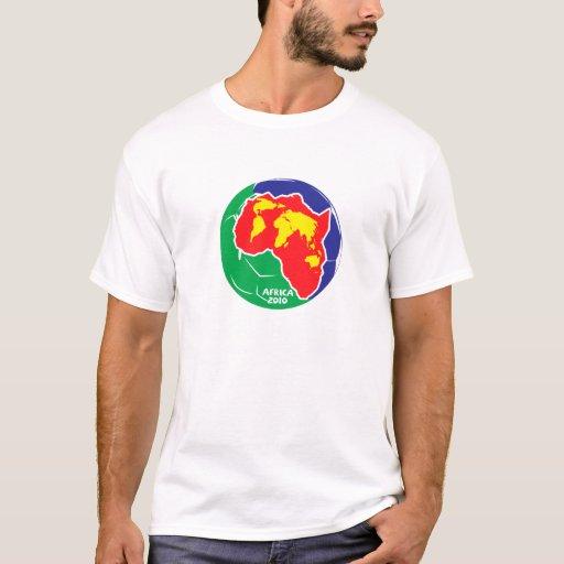 África para África por Zetuzakale - globo Playera