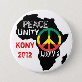 Africa Peace Button