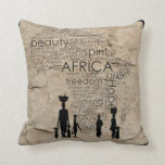 AFRICA PILLOWS