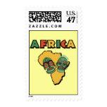 Africa Postage