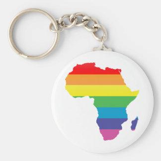 africa pride. keychain