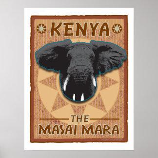 Africa-Print
