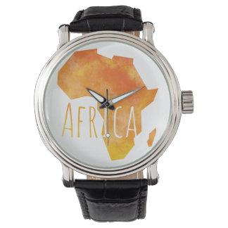 África Relojes De Mano