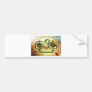 Africa retro vintage style gifts 20 car bumper sticker