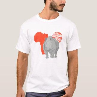 Africa rhino T-Shirt