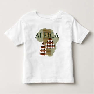 Africa - Rich In History Toddler T-shirt
