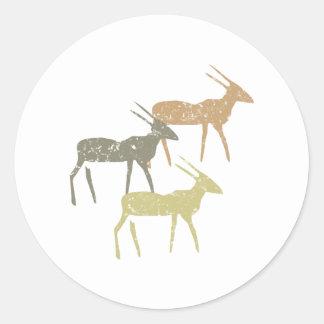 Africa rock painting africa rock painting stickers