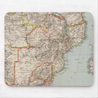 Africa, S of Equator Mouse Pad