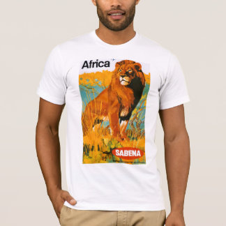 Africa ~ Sabena T-Shirt