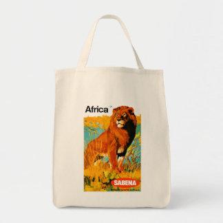 Africa ~ Sabena Tote Bag