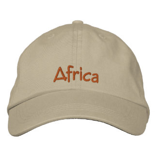 Africa safari hats & caps