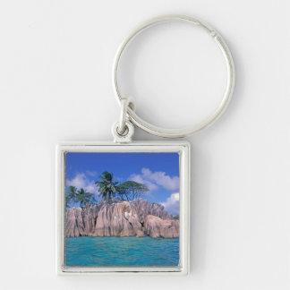 África, Seychelles, isla de Praslin, St Pierre Llaveros Personalizados