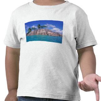África, Seychelles, isla de Praslin, St Pierre Camisetas