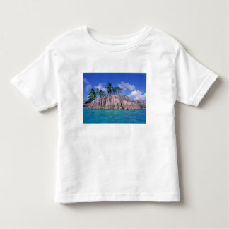 Africa, Seychelles, Praslin Island, St. Pierre Toddler T-shirt