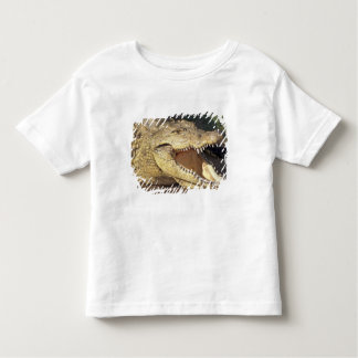 Africa, South Africa Nile crocodile Toddler T-shirt